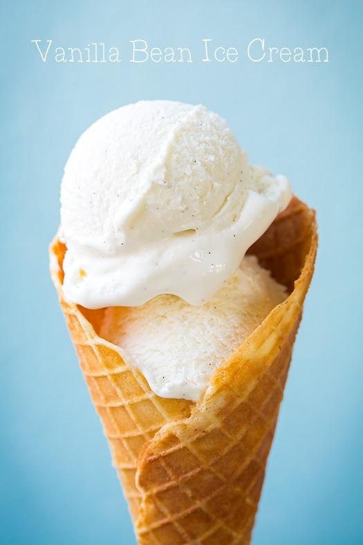 Vanilla Bean Ice Cream (with a secret ingredient!) | Cooking Classy