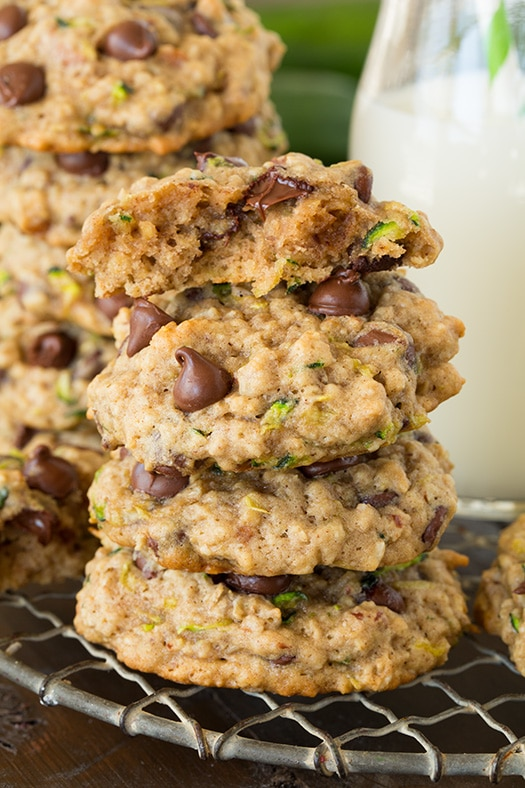 Zucchini Cookies Recipe — Dishmaps