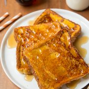 Pumpkin French Toast | Cooking Classy