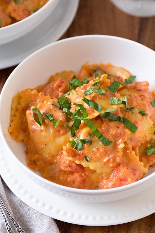 Tomato alfredo pasta sauce recipes