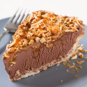 German Chocolate Ice Cream Pie | Cooking Classy