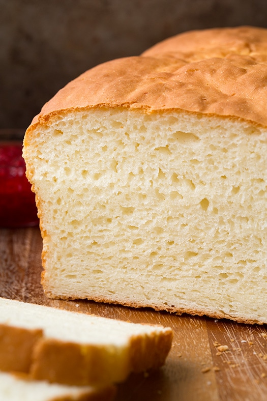 Gluten-Free White Bread - Cooking Classy