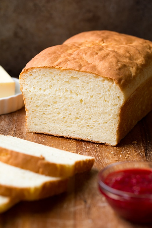 Gluten-Free White Bread | Cooking Classy