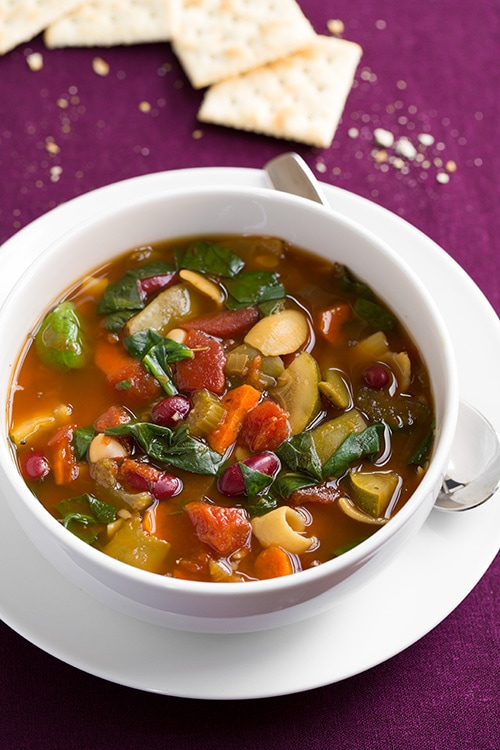 30 Soup Recipes Cooking Classy
