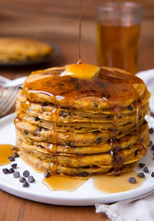 Chip Pancakes Related Keywords & Suggestions - Chocolate Chip Pancakes ...