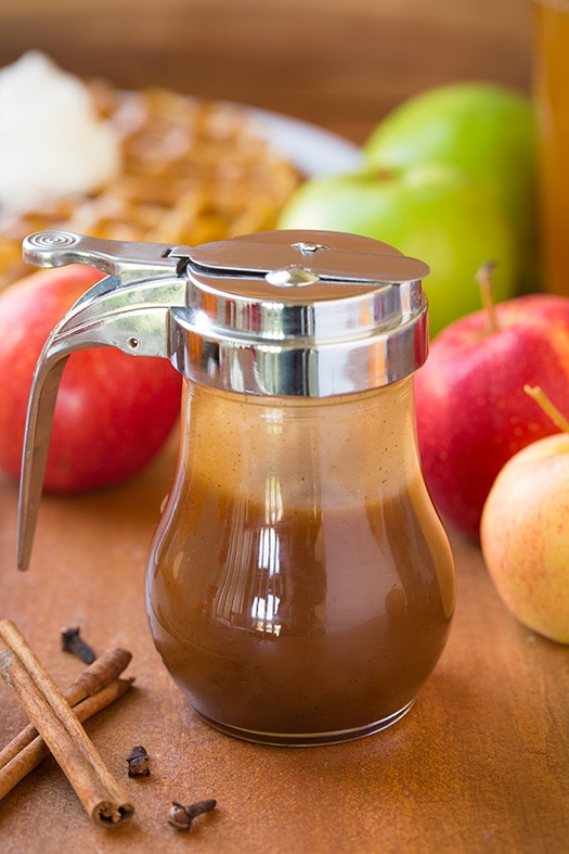 Apple Cider Syrup | Cooking Classy