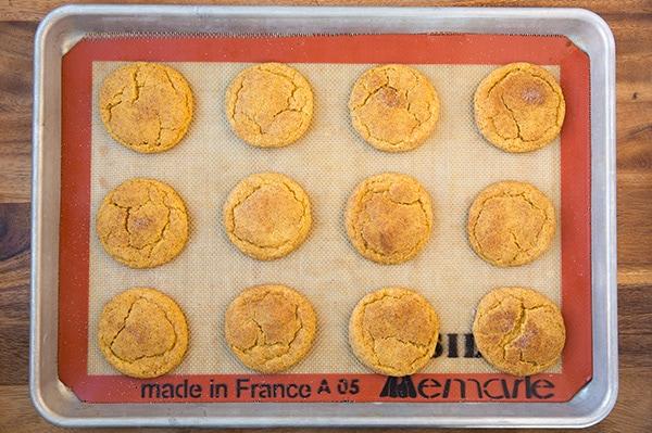 Pumpkin Snickerdoodles | Cooking Classy