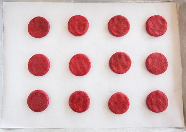 Red Velvet Oreos from Red Velvet Lover's Cookbook  Cooking Classy