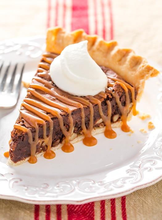 Brownie Pie | Cooking Classy
