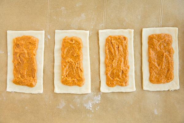 Pumpkin Pie Pop Tarts | Cooking Classy