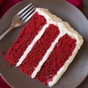 What Red Velvet Cake Looks Like Without Food Coloring