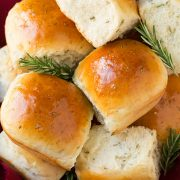 Rosemary Dinner Rolls | Cooking Classy
