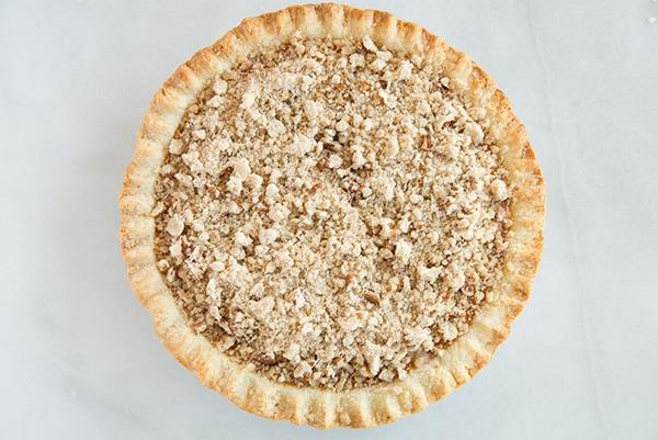 Streusel Pumpkin Pie | Cooking Classy