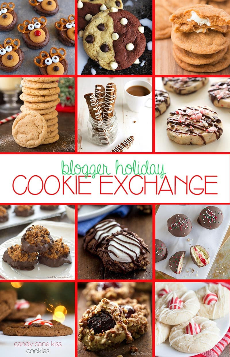 Blogger Cookie Exchange!