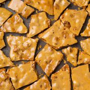 Microwave Peanut Brittle | Cooking Classy