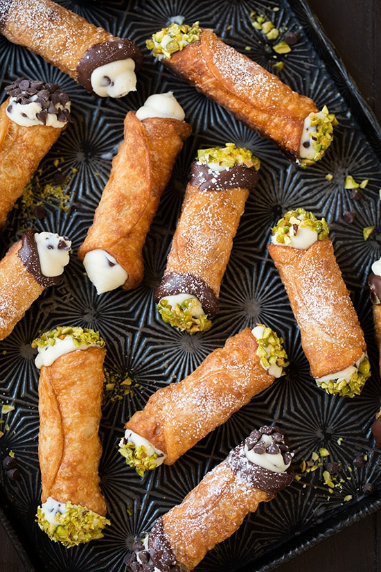 Cannoli | Cooking Classy