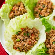Slow Cooker Asian Chicken Lettuce Wraps | Cooking Classy