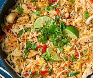Pad Thai | Cooking Classy
