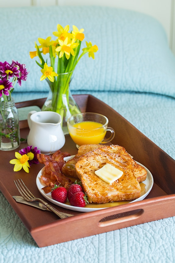 Breakfast in Bed| Cooking Classy