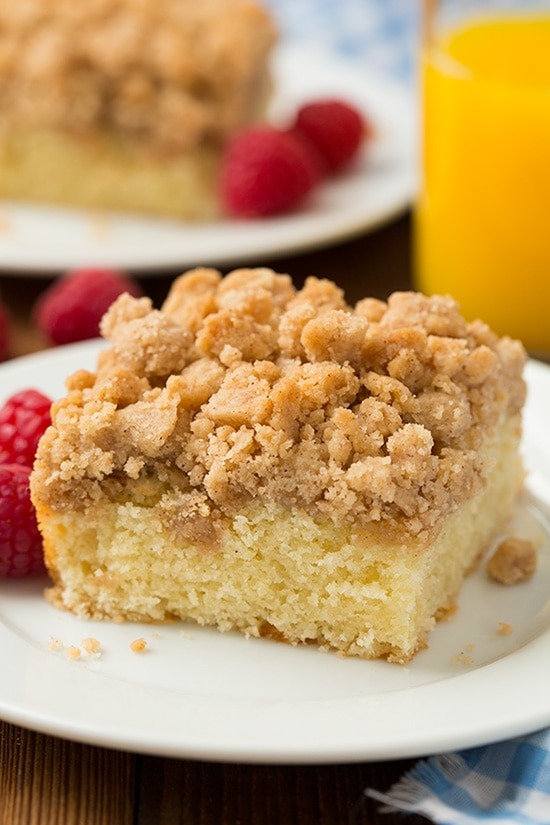 Apple Crumb Cake Bisquick