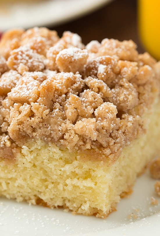 Crumb Coffee Cake Recipe Sour Cream