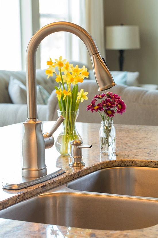 A Kitchen Upgrade with Moen Faucets Cooking Classy