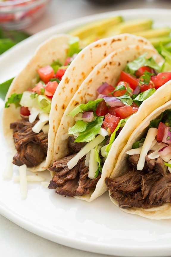 Slow Cooker Barbacoa Beef Recipes — Dishmaps
