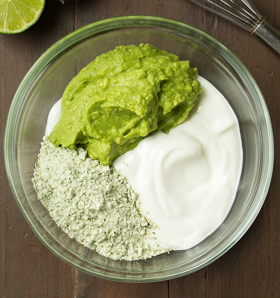 Avocado Greek Yogurt Ranch Dip | Cooking Classy