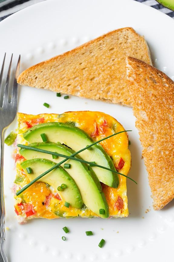Baked Denver Omelet | Cooking Classy