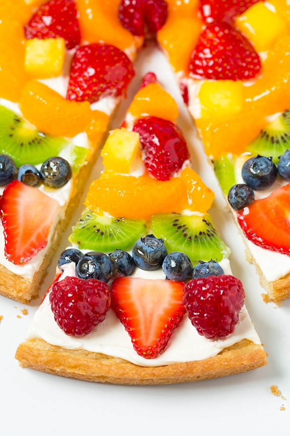 Fruit Pizza Cooking Classy
