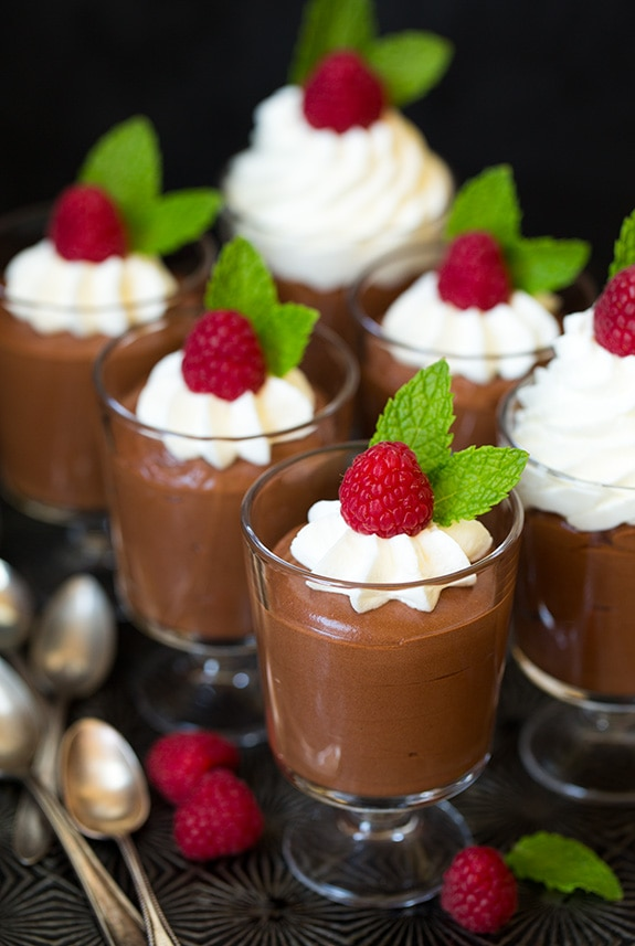 Easy Chocolate Mousse Cooking Classy