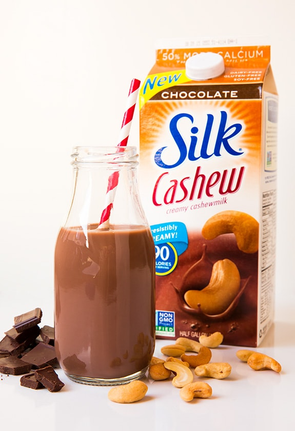 Silk Chocolate Cashewmilk