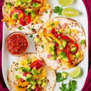 Breakfast Fajitas