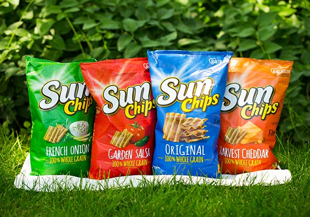 A Summer Picnic with Sun Chips | Cooking Classy