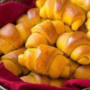 Pumpkin Dinner Rolls| Cooking Classy