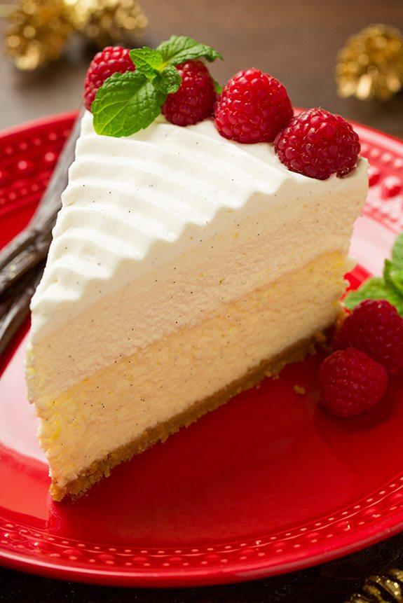Vanilla Bean Cheesecake Cheesecake Factory Copycat Cooking Classy
