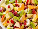 Winter Fruit Salad with Lemon Poppy Seed Dressing | Cooking Classy