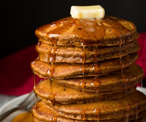 Gingerbread Pancakes | Cooking Classy