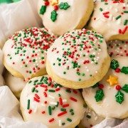 Italian Ricotta Cookies | Cooking Classy