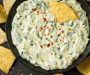 Spinach Artichoke Dip | Cooking Classy
