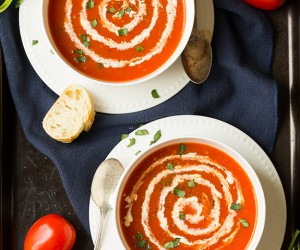 6 Ingredient Tomato Soup | Cooking Classy