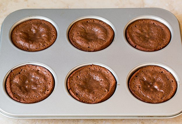 Molten Chocolate Lava Cakes | Cooking Classy