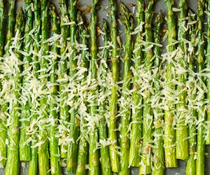 Parmesan Roasted Asparagus | Cooking Classy