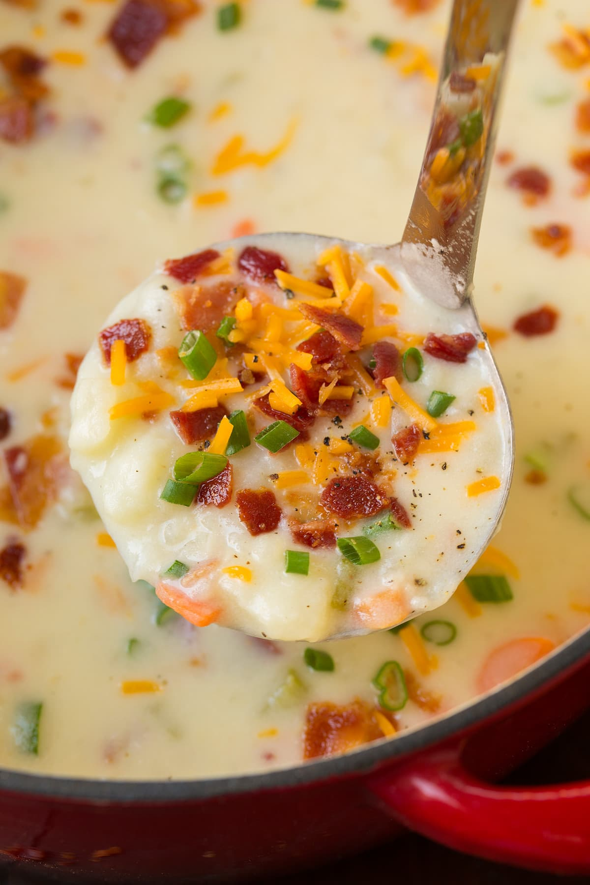 The Best Potato Soup Recipe Cooking Classy