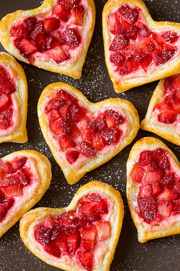 Strawberry Cream Cheese Breakfast Pastries Cooking Classy