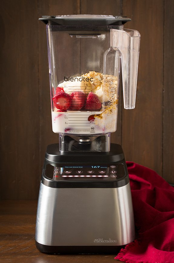Strawberry Banana Oat Smoothie   Cooking Classy