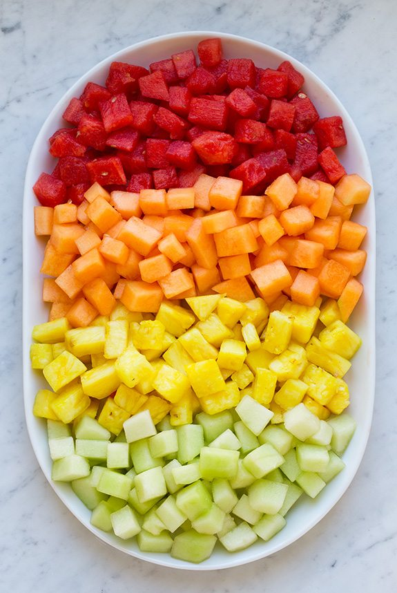 Pineapple Fruit Salad 7