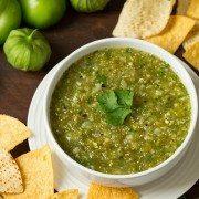Salsa Verde | Cooking Classy
