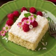 Coconut Sheet Cake | Cooking Classy