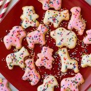 Homemade Circus Animal Cookies | Cooking Classy